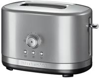 KitchenAid 5KMT2116ECU Toaster kontur-silber