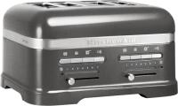 KitchenAid Toaster 4-Scheiben ARTISAN medallion silber (5KMT4205EMS)