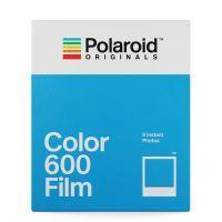 POLAROID ORIGINALS 600 Color (8 Auf.) Metallic Frame (Polaroid 600)