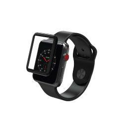Zagg InvisibleShield Glass Curve Elite für Apple Watch 38 mm, Series 3
