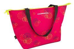 Shopping Cooler 15 L Pink Daisy, Kühltasche