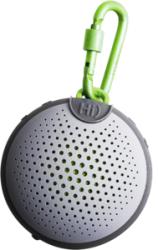 Boompods Aquablaster Alexa Enabled BT Speaker Grey/Green