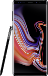 Samsung Galaxy Note 9 Dual Sim 128GB Black (SM-N960FZKDDBT)