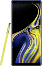 Samsung N960F Galaxy Note 9 Dual-SIM 128 GB ocean blue