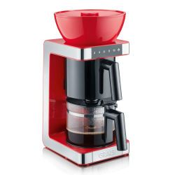 Graef FK703 - Filterkaffeemaschine, rot (FK702)