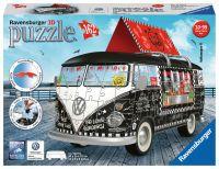 Ravensburger 3D Puzzle: Volkswagen T1 - Food Truck (125258)