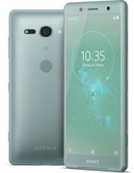 Sony Xperia XZ 2 Compact green Smartphone
