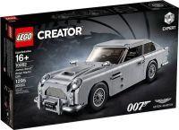 LEGO 10262 Creator Expert James Bond Aston Martin DB5, Konstruktionsspielzeug (10262)