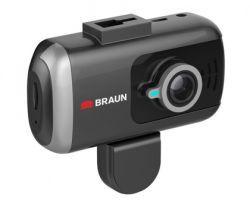 Braun B-Box T7 Dashcam Autokamera mit Front- und