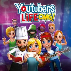 Youtubers Life (PS4) Englisch