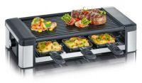 SEVERIN SEV RG2676 Raclette-Grill 6er (RG 2676)