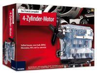 Franzis 4-Zylinder-Motor, Modellbau (504182)