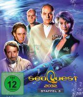SeaQuest DSV - Die komplette 3. Staffel (3 Blu-rays)