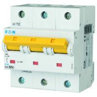 Eaton Moeller PLHT-B25/3 LS-Schalter, 25A, 3p, B-Char 248025