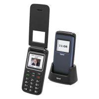 Tiptel Mobiltelefon Ergophone 6243 GSM blue (1056243)