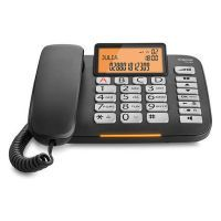 Gigaset DL580 - Festnetztelefon mit groß (S30350-S216-C101)