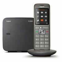 Gigaset CL660 - Schnurlostelefon mit Far (S30852-H2804-C101)