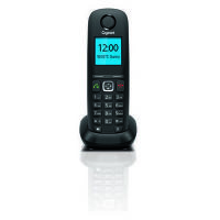 Gigaset A540IP DECT SLT Clip sw (S30852-H2607-R603)
