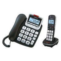 Emporia GD61ABB DECT Schnurlostelefon Komfort,