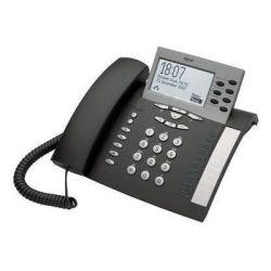 Tiptel Telefon 274 analog mit AB anthrazit (1082688)