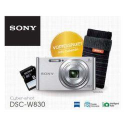 Sony W830 Set Kamera+Tasche+SD sb (DSCW830SDI.YA)