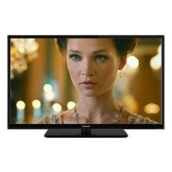 Panasonic TX-39FW334, 39'' Full-HD LED TV mit 200 Hz, schwarz