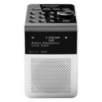 Panasonic DIGITALRADIO DAB MIT BLUETOOTH (RF-D20BTEG-W      WS)
