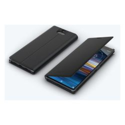 Sony Style Cover Stand SCSI10 für Xperia 10 schwarz