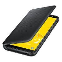 Samsung Galaxy J6 (2018) - Flip Wallet EF-WJ600, Black