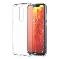 Nokia CC-181 Clear Case Nokia 8.1 Plus transparent