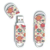 Integral USB Stick Floral 16GB (71-78-71/INFD16GBXPRFLORAL)