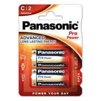 Panasonic Batterie Pro Power       -C   Baby            2St. (LR14PPG/2BP)
