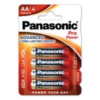 Panasonic Batterie Pro Power       -AA  Mignon          4St. (LR6PPG/4BP)