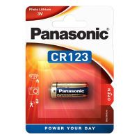 Panasonic CR-123AL/1BP Batterie Li (104421 / CR-123AL/1BP)
