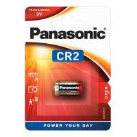 Panasonic CR-2L/1BP Batterie Li (104787 / CR-2L/1BP)