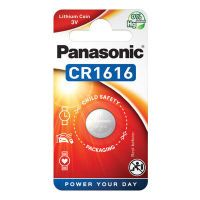 Panasonic CR1616L/1BP Knopfzelle Li (104686 / CR1616L/1BP)