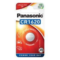 Panasonic CR1620L/1BP Knopfzelle Li (104687 / CR1620L/1BP)