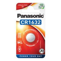 Panasonic CR1632L/1BP Knopfzelle Li (135361 / CR1632L/1BP)