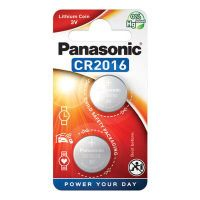 Panasonic CR2016L/2BP Knopfzelle Li (104688 / CR2016L/2BP)