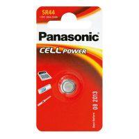 Panasonic SR-44EL/1B Knopfzelle Silberox (105186 / SR-44EL/1B)