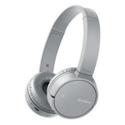 Sony WH-CH500H, Kabellose Lifestyle Kopfhörer, grau