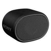 Sony SRS-XB01B, tragbarer Bluetooth-Lautsprecher, schwarz