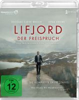 Lifjord - Der Freispruch - Staffel 1 (2 Blu-rays)