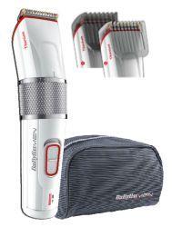 BaByliss Haar- und Bartschneider E971E Titanium Pro 40 weiß