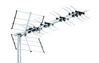 Triax UHF Breitband Antenne UNIX 52 LTE800 mit LTE-Filter 52 Elemente