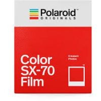 Polaroid Originals Color instant film for SX70 (659004676)