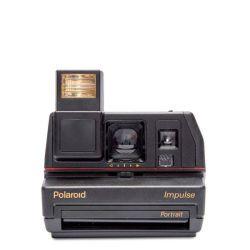 Polaroid Originals Refurbished 600 camera - impulse (659004706)