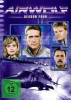 Airwolf - Die komplette 4. Staffel (6 DVDs)