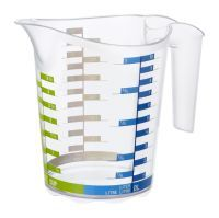 ROTHO Messbecher 1 l DOMINO (1750610379)