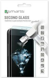 Second Glass Colour Frame LG K10 17 schw